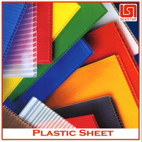 Hot sale high quality plastic colourful polypropylene sheet