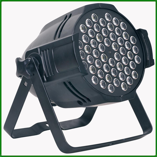 (2017 wholesale)led stage light/3W cast aluminium RGBW/led dmx par64/lights led