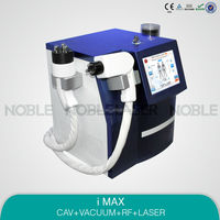 4 in1 ultrasonic cavitation&RF fat reduction body shaping beauty equipment, 7 head CE