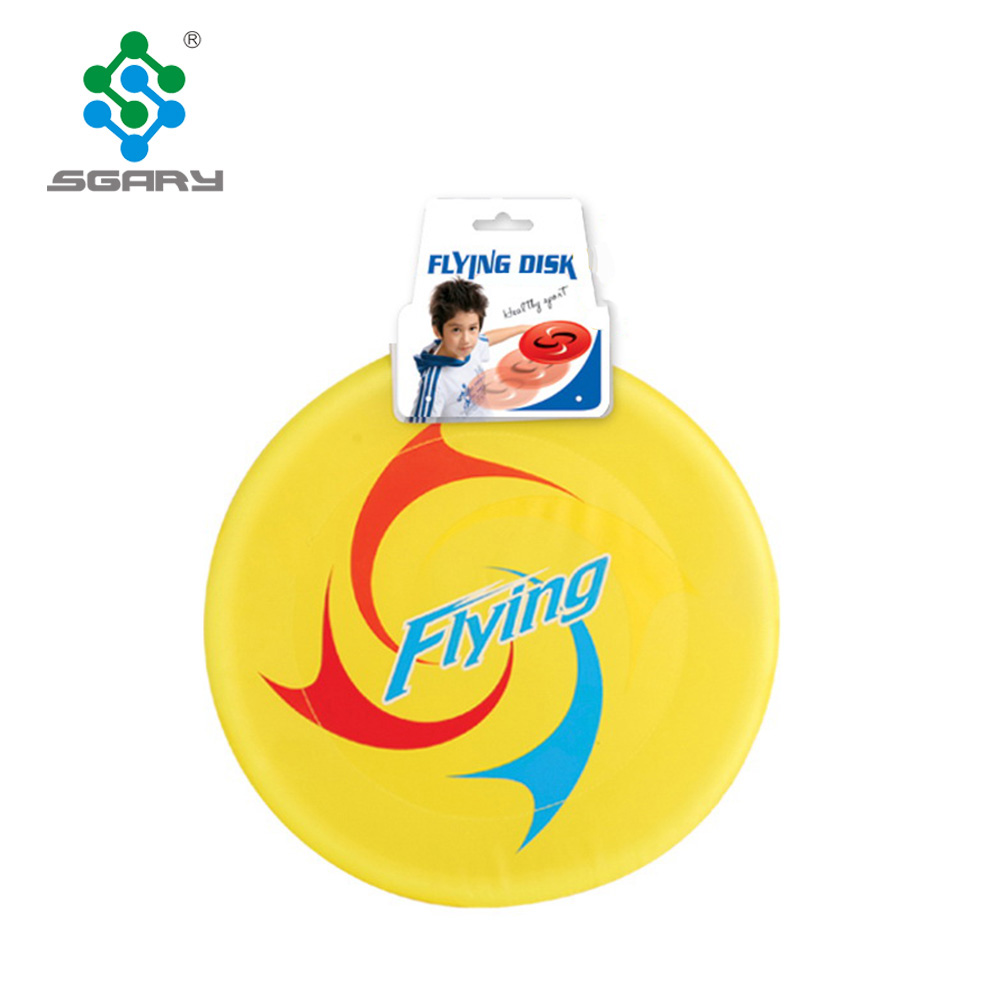 Boy Toys 12 Inch OEM Printing Nylon Magic Flying Disc