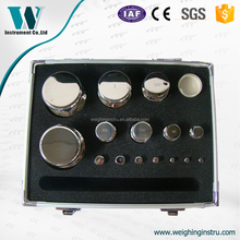 stainless steel laboratory calibration weights 100g
