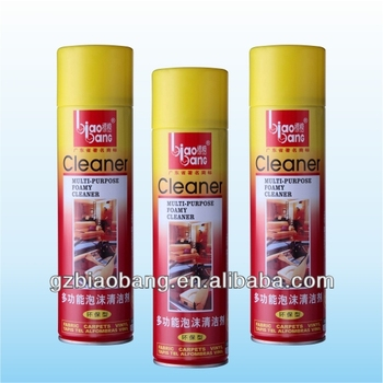 Multi-purpose Foam Cleaner Spray,MSDS