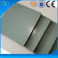 HOT SALE!! Lightweight 18mm PVC plastic formwork board for concrete