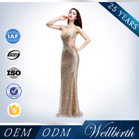 With Sequins Crystal Beaded Bodycon Pakistan Long Frock Design