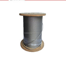 High Tension Hot Dipped Wire/hot dip galvanized stay steel wire strand