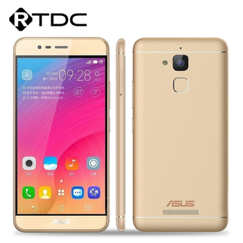 "In Stock Original ASUS Zenfone 3 MT6737 Quad Core 64 Bit 5.2"" Inch 2/3GB RAM 16/32GB ROM 4100mAh Metal Body Fingerprint"