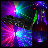 night club lighting /mini laser light show projector /mini laser show