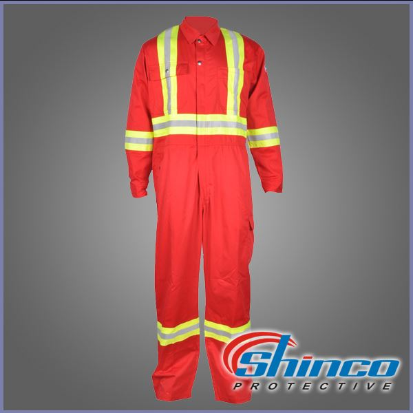 high quality aramid flame resistant fabirc for coverall