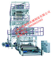 1500mm Three layers high Speed IBC System Plastic Film Blowing Machine