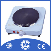 1500W Single Hotplate Electric Stove with Cast Iron Burner