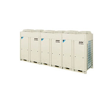 Daikin R410a cooling and heating central outdoor unit air conditioner