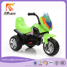Electric kids mini motorbike 3 PP wheels for sale