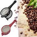 Top Selling 2pcs Coffee Tea Filter Mesh Infuser Spoon