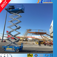 Factory Direct Sale 10 Meter Platform Scissor Lift