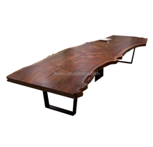 Ordinary solid wood 10 seater nilkamal dining table with low price