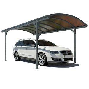 Economical Polycarbonate aluminium car shed garage