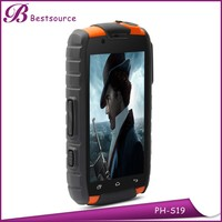 4.0inch cheap nfc mobile phone, rugged android phone with nfc, dual sim nfc phone