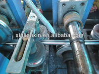 galvanized carbon steel pipes production line