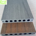 WPC Decking With Outer Layer Protective Fire Prevent