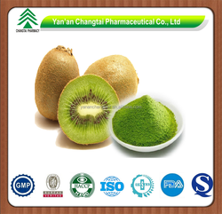 GMP factory supply herb organic Kiwi P.E.