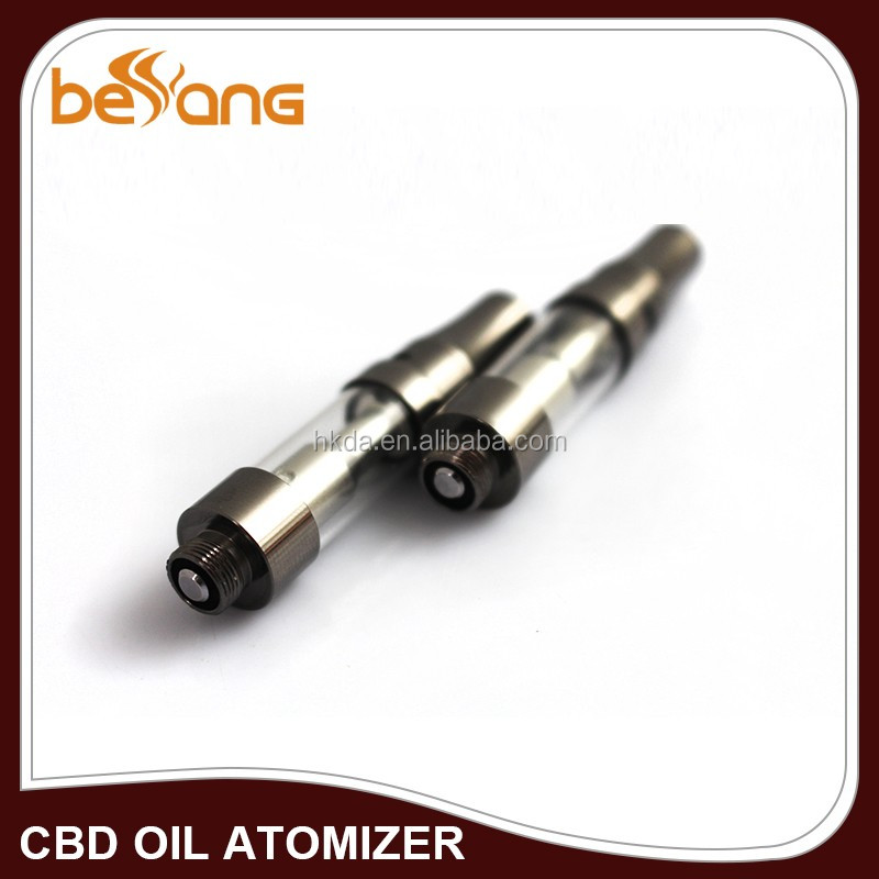 USA Best selling pen style electronic cigarette atomizer 510 disposable cbd vapor pen atomizer