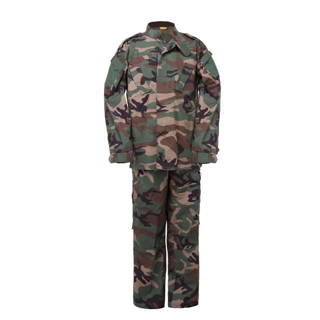 OEM Wholesale custom made digital camouflage military uniform
