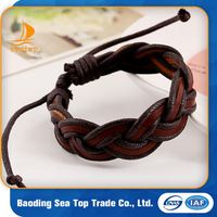 new jewelry making leather cord for bracelet and necklace accessories