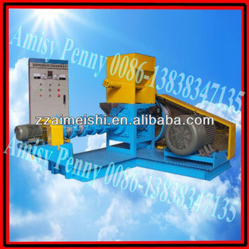 small floating fish feed extruder/fish food pellet extruder machine/0086-13838347135