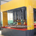 Hydraulic Dished End Configuring Machine