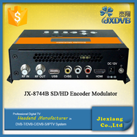 Digital Cable TV With USB Encoder Modulator(DVB-T/ATSC/ISDB-T)