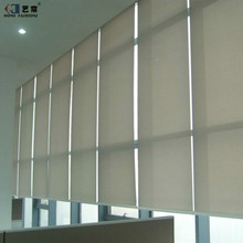 China High Quality Motorized window Roller Blinds blackout sunscreen Electric blinds