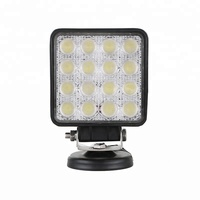 Hot-sale 48W EPISTAR Led Work Light/Spot/Flood Beam light/Car led lamp
