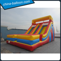 9m*5m*6m inflatable slide, inflatable jumping slide customization