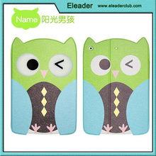 for ipad air 2 leather owl case 2015 new products