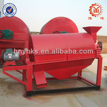 rotary screen separator for gold washing