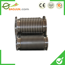 large diameter double walls stainless steel bellow