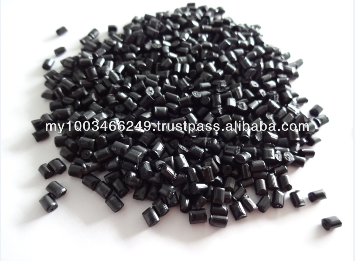 PPE PS NORYL FLAME RETARDANT BLACK PLASTIC RAW MATERIAL