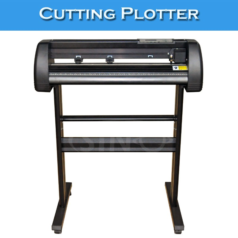 Easy Install Artcut Software PVC Vinyl Cutting Computer Cutter Graphic Plotter