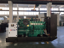 Hot sell 150kw(188kva) Biogas gas generator set price list