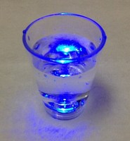 luminous whisky wine glass for KTV for bar for promotion