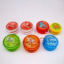 Wholesale outdoor game promotional plastic <strong>yoyo</strong> toy for children