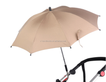 2017 hot sales UV Child Baby Parasol Clamp Umbrellas For Strollers