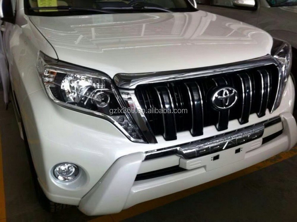 Latest car bodykit front bumper for Toyota PRADO 2014
