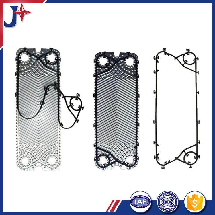 hot water generation systerm SWEP GF57 heat exchanger plates for sale in China