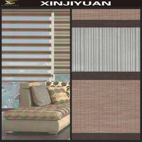 2016 latest design fabrics material for window blinds and curtains