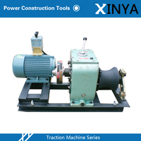 new style cable pulling machine electric