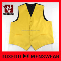 Quality top sell ladies waistcoat club wear