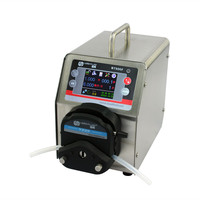 Intelligent dispensing dosing chemical peristaltic precision pumps BT600F flow 0.006-2900ml/min