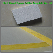 Fabric covered cheapest fiberglass ceiling and wall panel /hot sale decorative acoustic wall panel