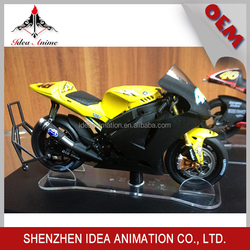 Hot sale OEM 1:24 new model four wheel motorcycle for sale